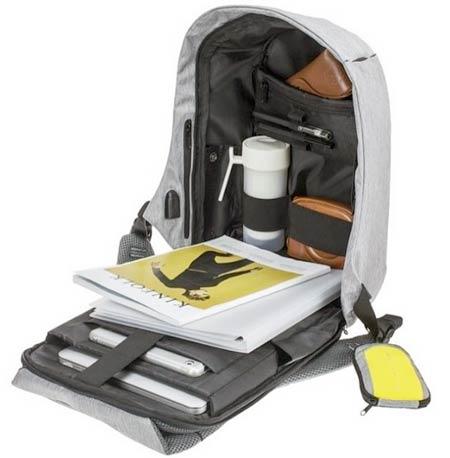 mochila capacidad-anti-robo bobby