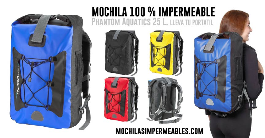 mochila-Phantom-Aquatics-100-%-impermeable-para-portatil
